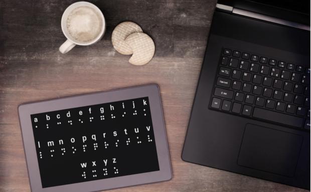 Dispositivo ayudará a débiles visuales a leer textos
