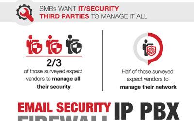 Las Soluciones de Seguridad que Necesitan las PyME