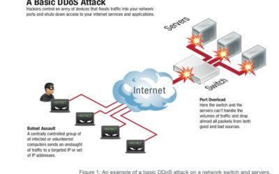 No Permitas que los Ataques DDoS te Toquen, DYN Aprendió la Lección